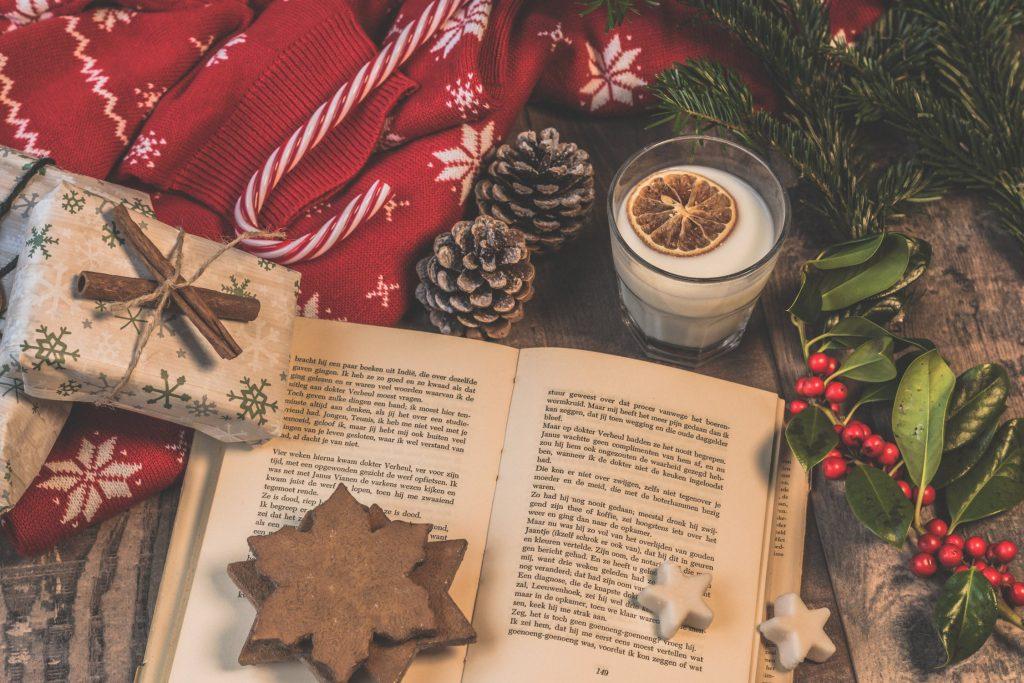 Egy könyv fejezetei vagy versek is kerülhetnek az adventi kalendáriumba.