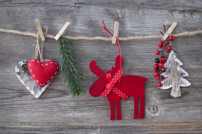 3 ötletes karácsonyi dekoráció