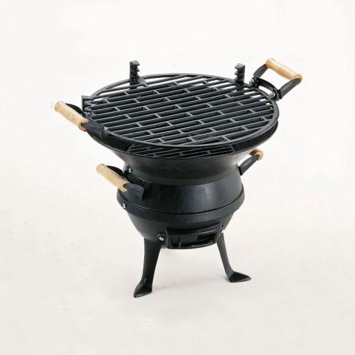 Grill Chef faszenes grillhordó