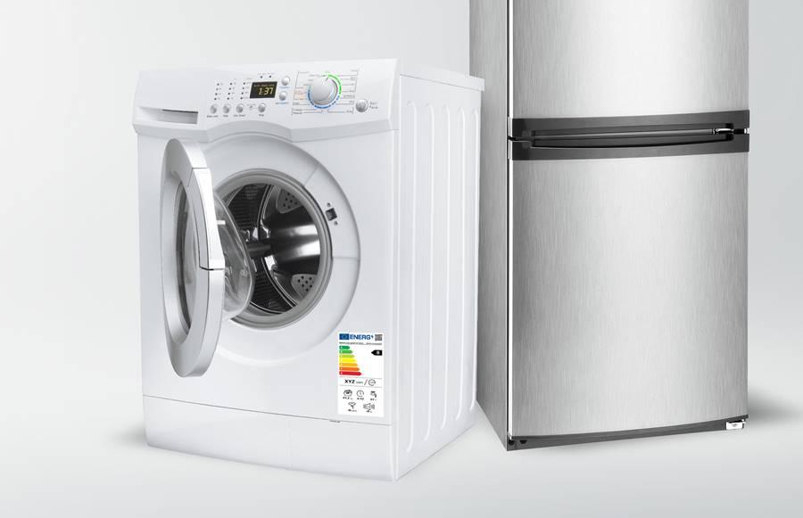 új energiahatékonysági címke a háztartási gépeken